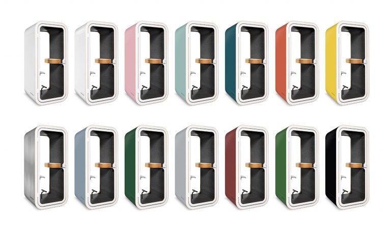 Budki telefoniczne Framery O