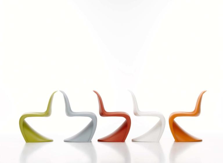 Meble restauracyjne Vitra Panton Chair