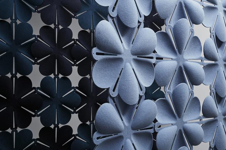 Panele akustyczne Abstracta Airbloom
