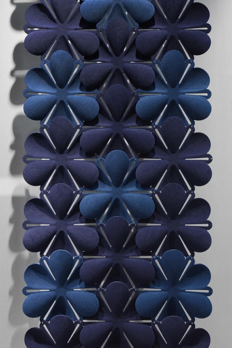 Abstracta SoundscapeStockholm Furniture Fair 2017Linus Berglund; Code Concept
