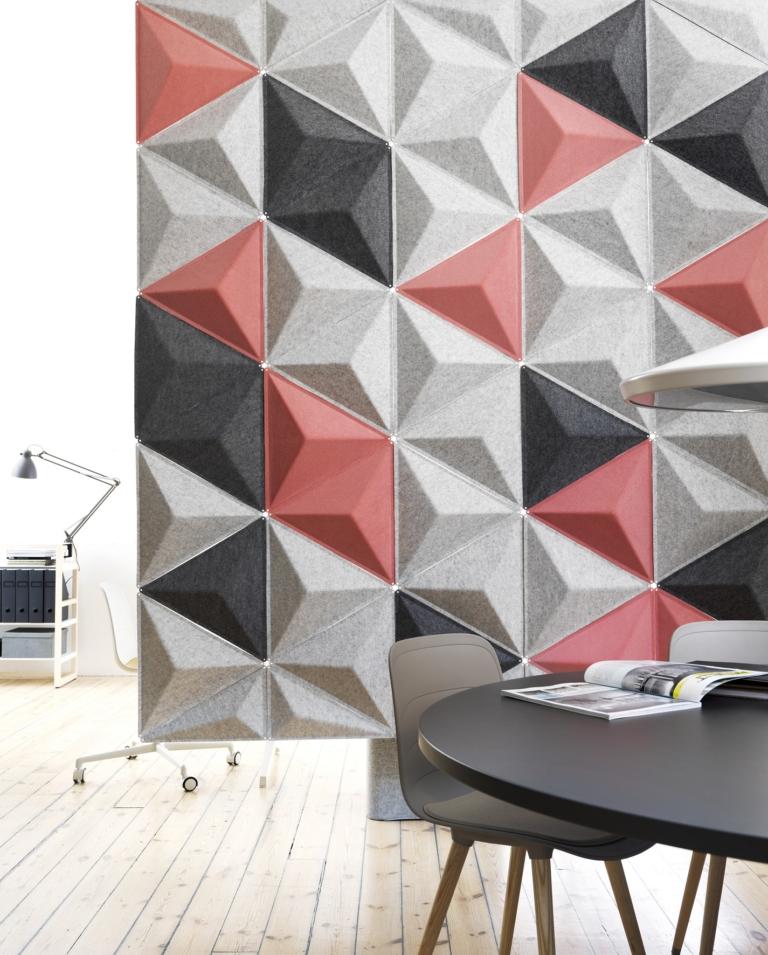 Panele akustyczne Abstracta Aircone