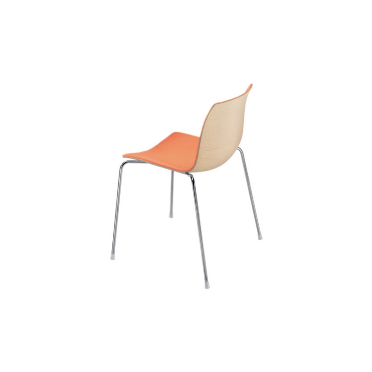 Arper_Catifa46_chair_4legs_wood-front-face-upholstery_0325