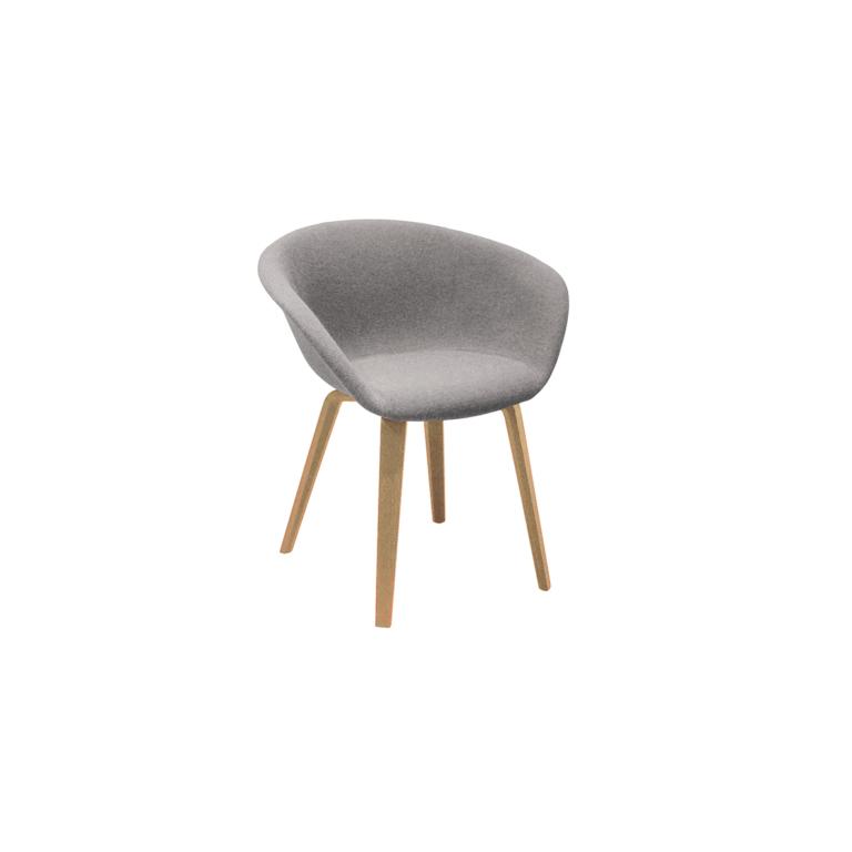 Arper_Duna02_armchair_4woodlegs_front-face-upholstery_4213_2