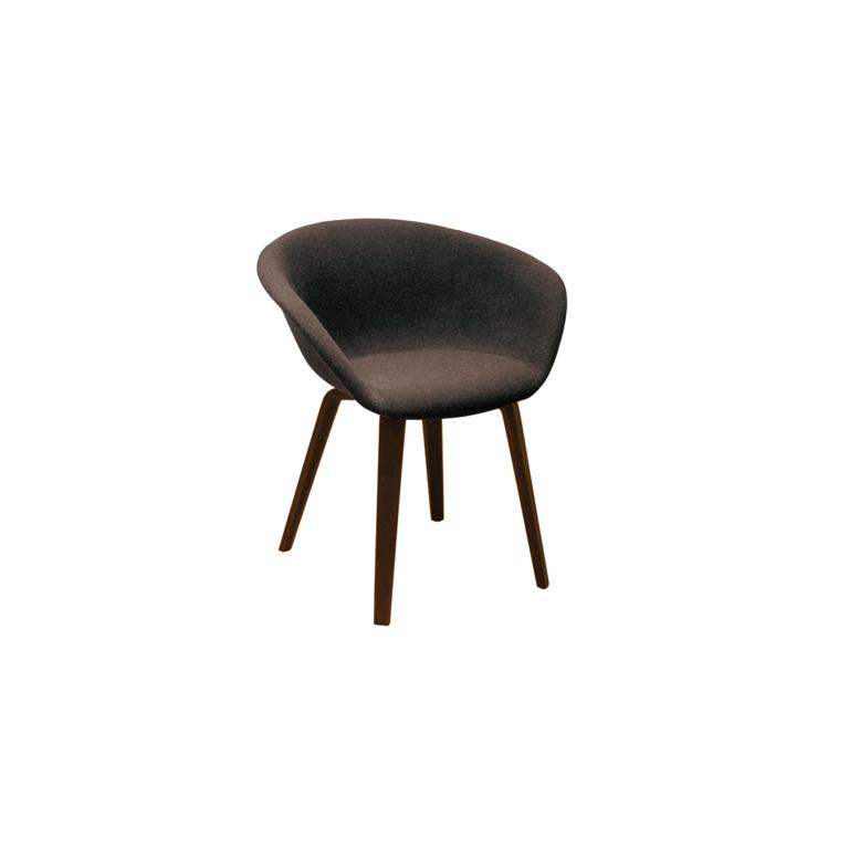 Arper_Duna02_armchair_4woodlegs_front-face-upholstery_4213_3