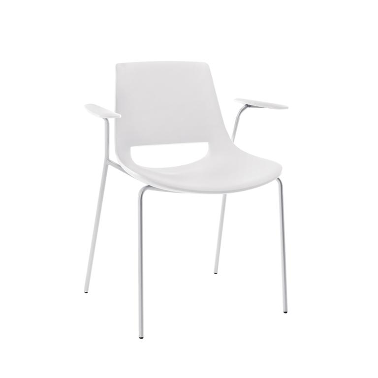 Arper_Palm_chair_4legs_armrest_polyethylene_1205_1