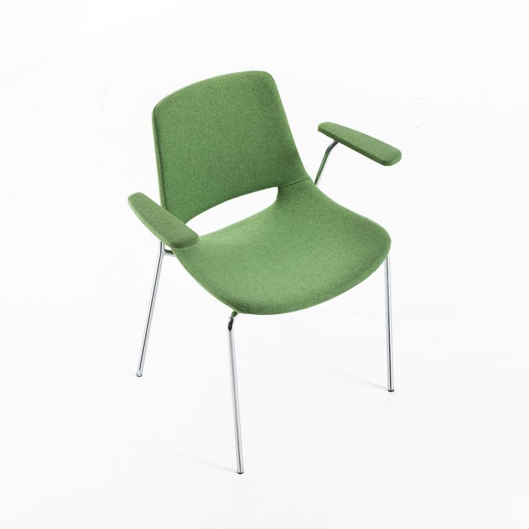 Arper_Palm_chair_4legs_armrest_upholstery_1214_2