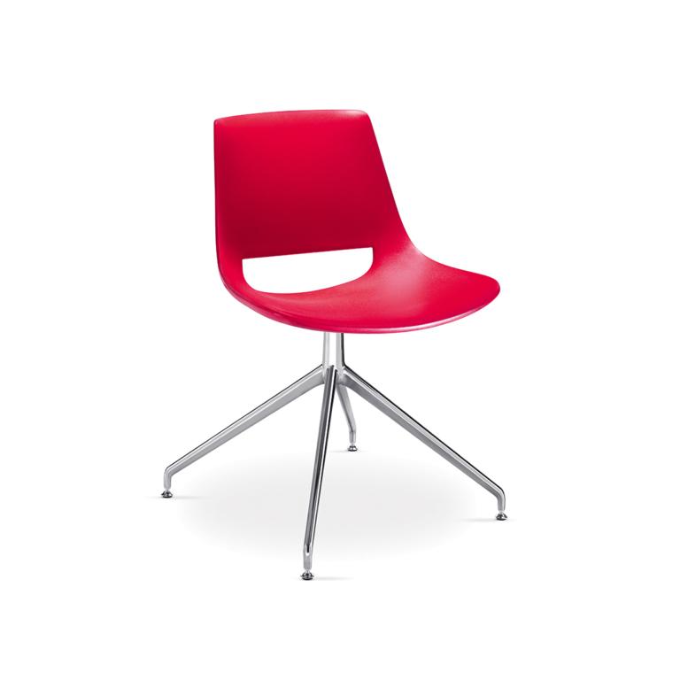 Arper_Palm_chair_trestle-swivel_polyethylene_1206_1