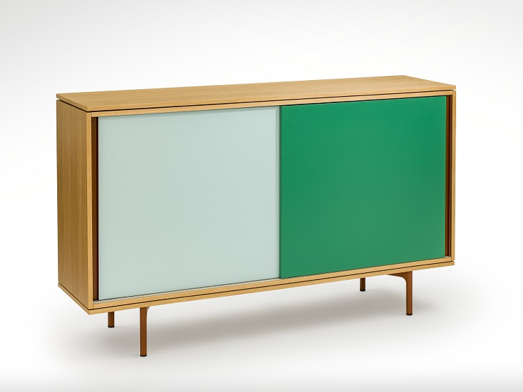 Be_Hold-Design_cabinet_2OH-W120- lacquered