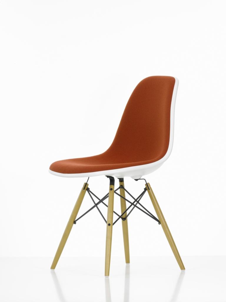 Meble restauracyjne Vitra Eames Plastic Chair DSW