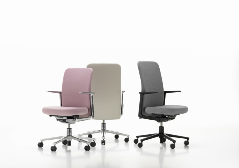 Meble pracownicze Vitra Pacific Chair