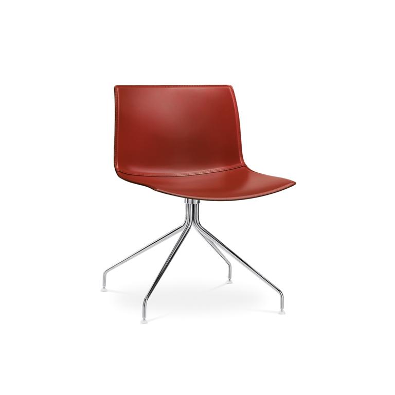 Arper_Catifa53_chair_CRO_trestle-swivel_hard-leather_0207