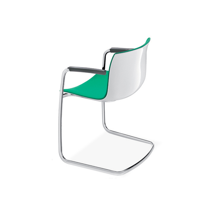 Arper_Catifa53_chair_cantilever_front-face-upholstery_2091