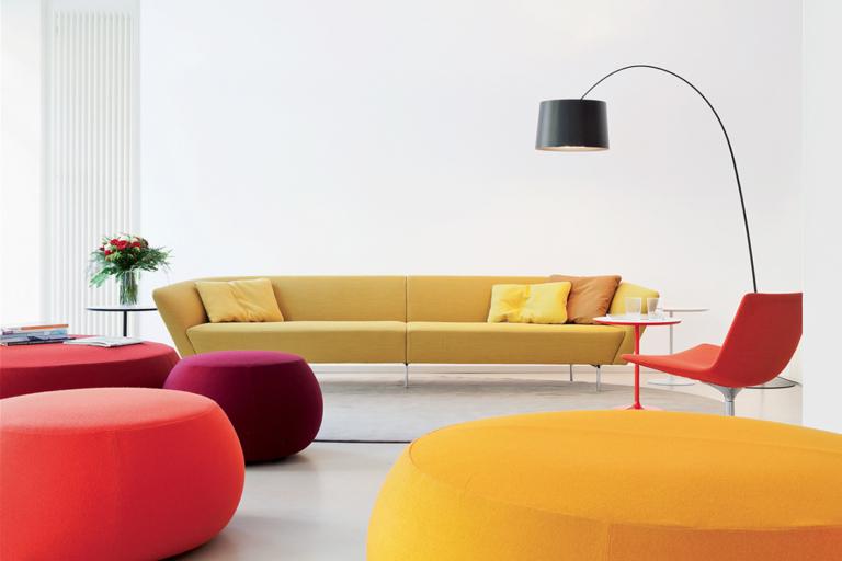 Soft seating Arper Catifa 80