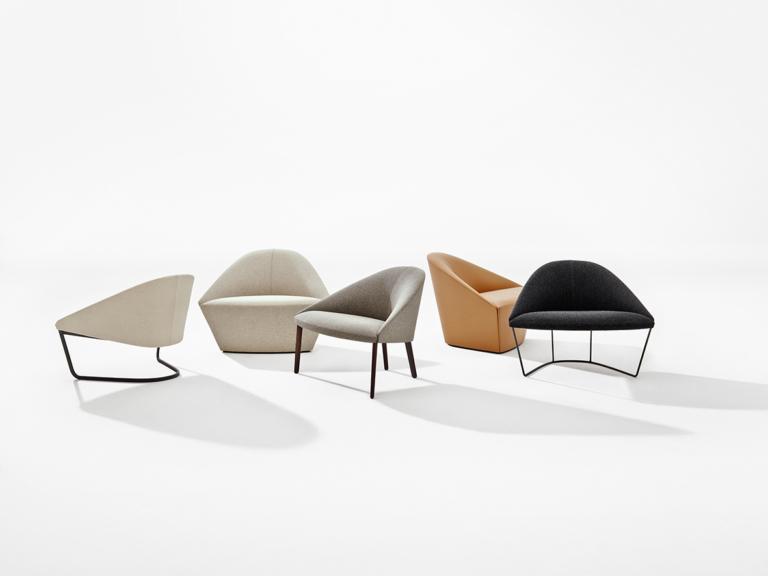 Arper_Colina_L_armchair_lounge_MarcCovi_Collection_4302+4305+4304+4301+4303