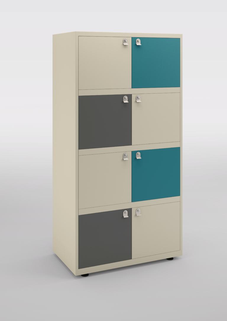 Szafy i kontenery Bisley Lateral File