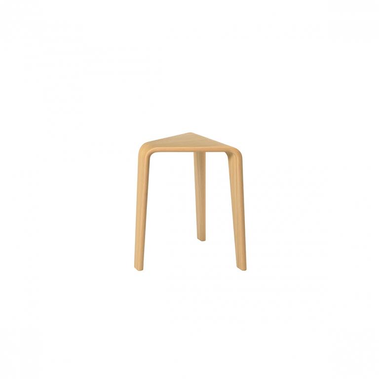 Arper_Ply_stool_H44cm_3800