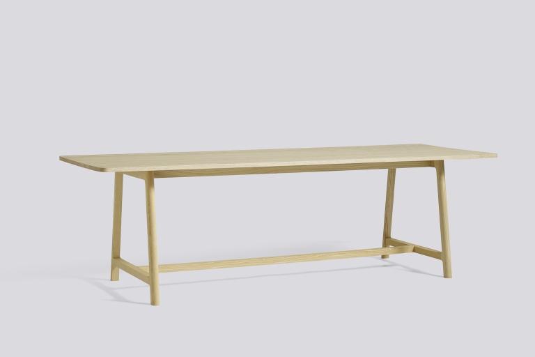 Frame Table L250 Ash Matt Lacquer