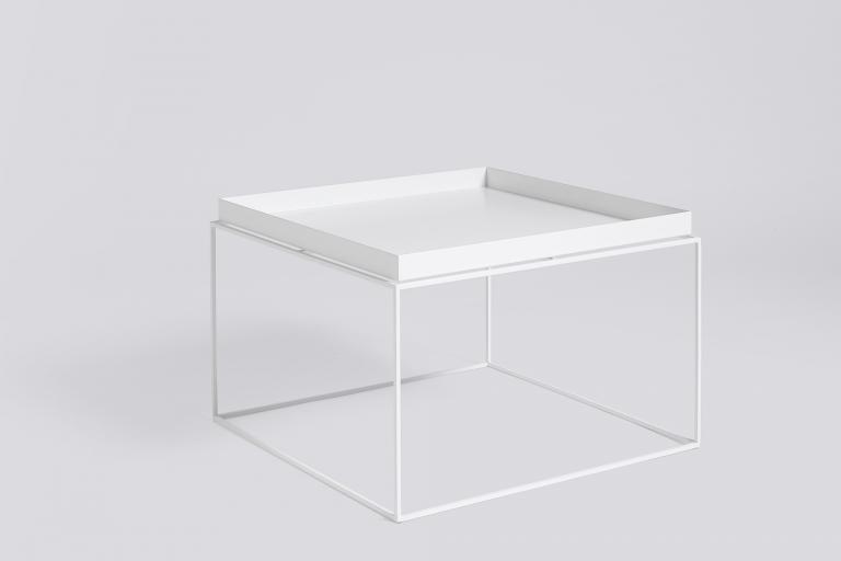 Tray Table 60x60 white
